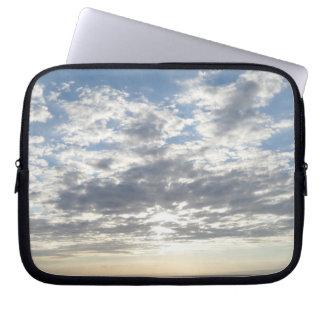 Sky & Clouds Neoprene Laptop Sleeve 10 inch