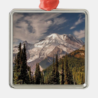 Sky Cold Peaceful Mountians Ornaments