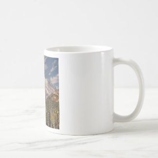 Sky Cold Peaceful Mountians Mug