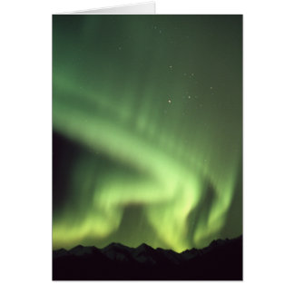 Sky Dance Greeting Card