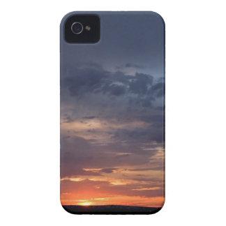 Sky Dark Land Night iPhone 4 Case-Mate Cases