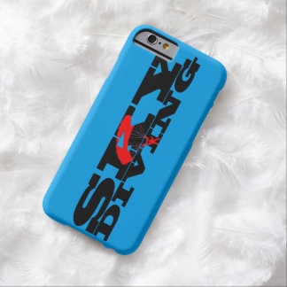 SKY Diving Barely There iPhone 6 Case