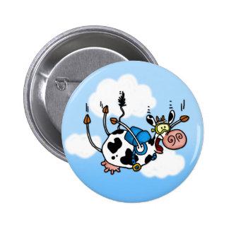 sky diving cow no txt button