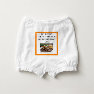 sky diving nappy cover