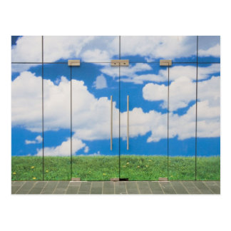 Sky Door Postcard