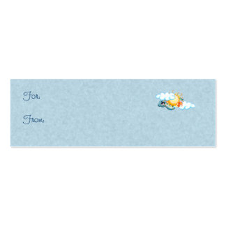 Sky Dragon Pack Of Skinny Business Cards