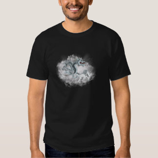 Sky dragon t shirt
