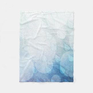 Sky Drops Fleece Blanket