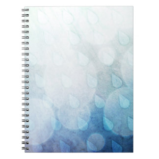 Sky Drops Notebooks