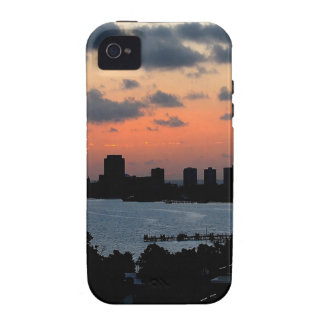 Sky Early City Light iPhone 4/4S Cover