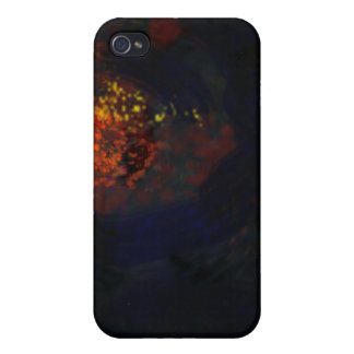 Sky Fire iPhone 4/4S Cover