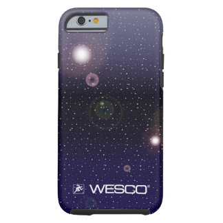 Sky flares phone case