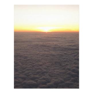 sky from 10000 feet flyers