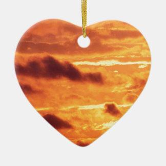 Sky Golden Glow Ornament