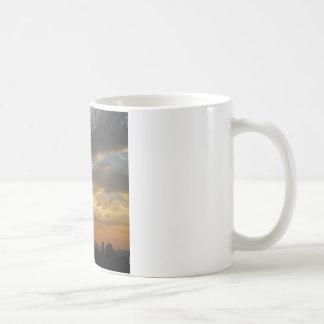 Sky Golden Sunset Mug