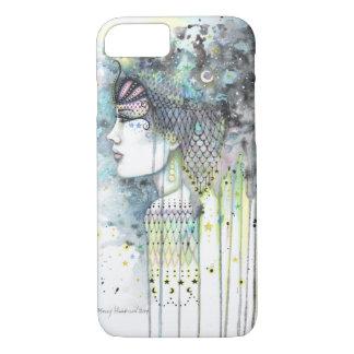 Sky Gypsy Bohemian Fantasy Art by Molly Harrison iPhone 8/7 Case