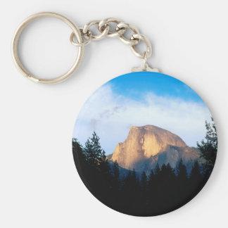 Sky Half Dome Yosemite Key Chains