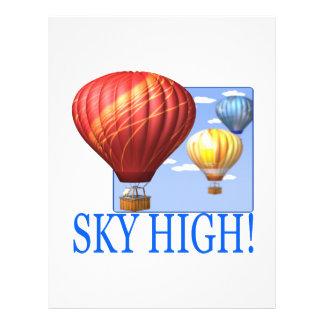 Sky High Flyer Design