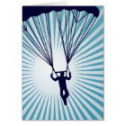 sky high skydiver card