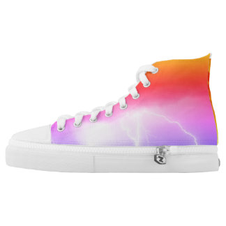 Sky High Top Shoe