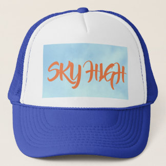 SKY HIGH TRUCKER HAT