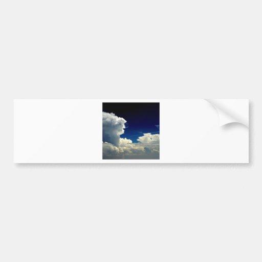 Sky Hot And Steamy Bumper Sticker