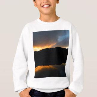 sky in the mirror sweatshirt