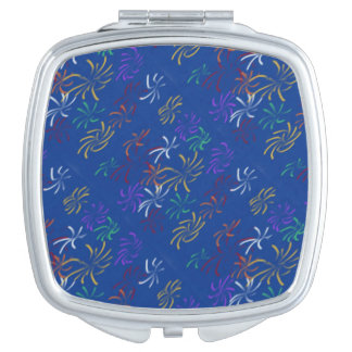 Sky Lights Compact Mirror