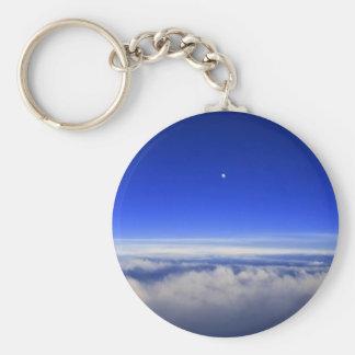 Sky Lunar Drift Keychains