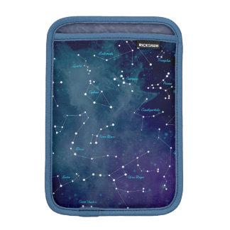 Sky Map Constellations Astronomy iPad Mini Sleeve