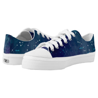 Sky Map Constellations Astronomy Low Tops