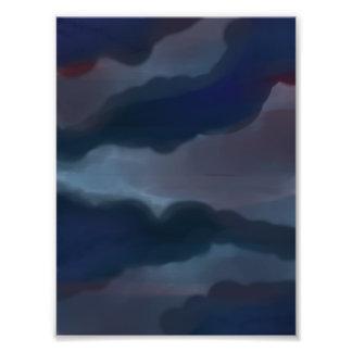 sky photo print