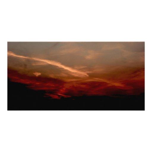 Sky Photo Card