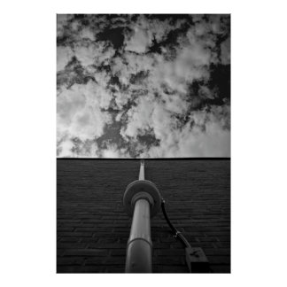 Sky Pipe Posters