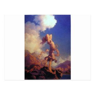 Sky Postcard