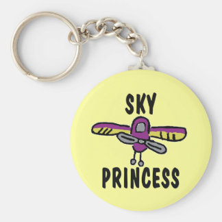Sky Princess Keychains