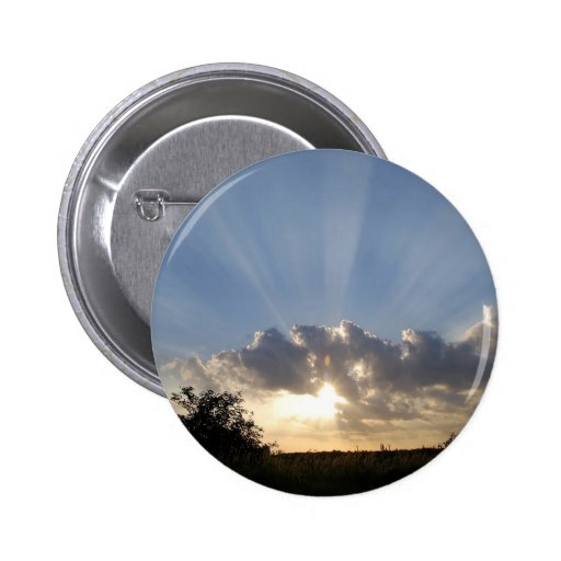 Sky Ray Of Light Button