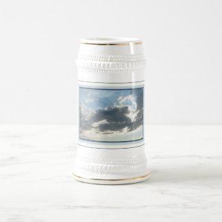 Sky-scape Beer Stein
