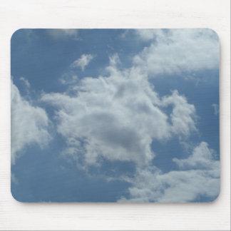 Sky sky clouds Mousepad