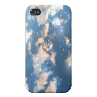 Sky Sparkles Cases For iPhone 4