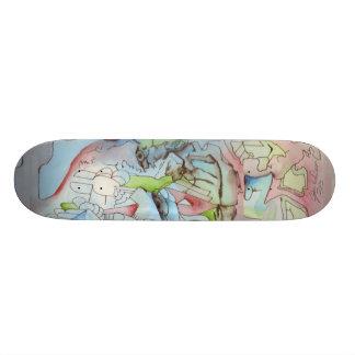 Sky Spirit Skate Board Decks