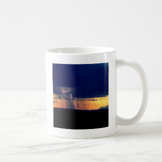 Sky Storm Front Zion National Park Coffee Mug