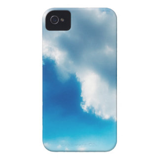 Sky Through The Clouds iPhone 4 Cover