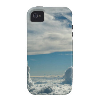 Sky Up Up And Away Case For The iPhone 4