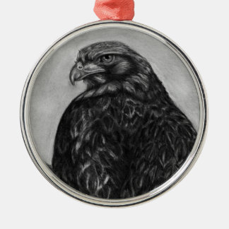 Sky Watchers Hawk Premium Ornament