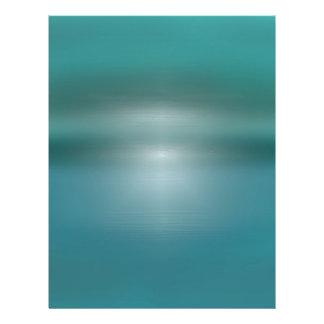 Sky water 21.5 cm x 28 cm flyer