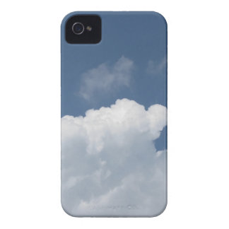 Sky with giants clouds and sun rays through iPhone 4 Case-Mate cases