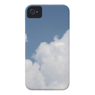 Sky with giants cumulonimbus clouds iPhone 4 cover