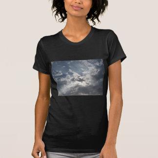 Sky with giants cumulonimbus clouds T-Shirt