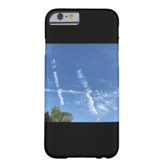 sky writing monogram H apple iphone design case